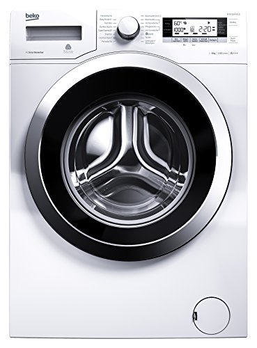 Beko WYA 81443 LE Waschmaschinen / A+++ / 8kg/ Besonders leise / 1400 UpM / Watersafe+ / BabyProtect /  ProSmart Inverter Motor / Aquawave-Schontrommel / Mengenautomatik