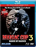 Maniac Cop 3: Badge of Silence [Blu-ray] [1993] [US Import]