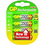 GP Batteries 120250AAHCBC4 Chargeur