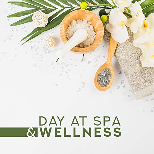 Day at Spa & Wellness - Fresh New Age Pure Relaxing Nature Sounds for Massage Therapy & Calming Down