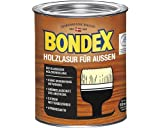 Bondex Holzlasur für Aussen dunkelgrau 0,75L