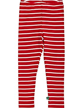Fred's World by Green Cotton Mädchen Stripe Leggings