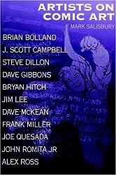 Artists on Comics Art by Mark Salisbury (2002-12-01)