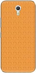 The Racoon Grip printed designer hard back mobile phone case cover for Lenovo Zuk Z1. (mellow swi)