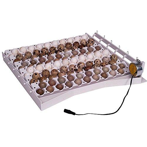 Vollautomatische Wendehorde für 42 - 120 Eier Brutmaschine - Brutapparat - Brutschrank-