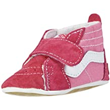Vans I SK8-HI CRIB - Zapatos infantiles para bebés