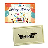 #8: BOGATCHI Birthday CHOCOLATES GIFT BOX, Wishes, WHITE CHOCOLATES, LOVE CHOCOLATES, PREMIUM CHOCOLATES, 70 g