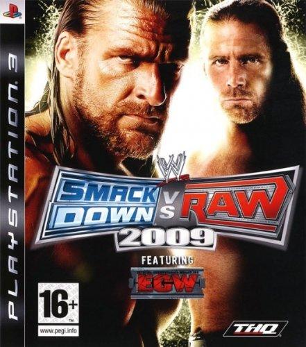Smack Down vs Raw 2009 Stellbook Edition