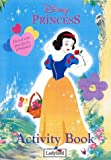 Disney's Princess Activity Book (Disney Standard Characters)