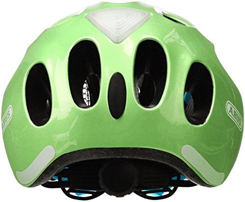 Abus Fahrradhelm Youn-I, sparkling green, 52-57 cm, 12814-1 - 2