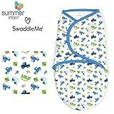 SwaddleMe ** Original Swaddle Größe S für 0-3 Monate ** Pucksack/Schlafsack für unruhige Babys und Schreibabys (Which way)