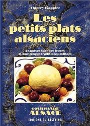 Les petits plats alsaciens