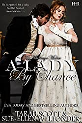 A Lady by Chance (The Marriage Maker Book 3)
