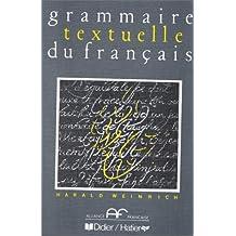Grammaire Textuelle Du Francais