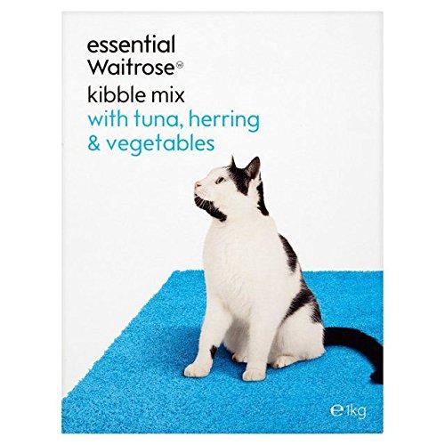 chat-adulte-melange-croquette-au-thon-le-hareng-et-legumes-1kg-waitrose-essentielle-lot-de-4
