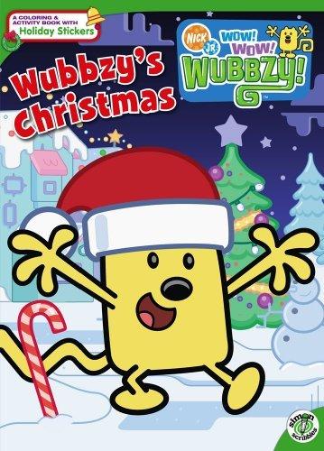 Wubbzy's Christmas (Nick Jr. Wow! Wow! Wubbzy!) by Kourtney Bailey (2009-10-06)