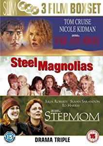 Far And Away/Steel Magnolias/Stepmom [DVD]