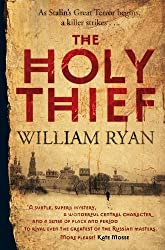 The Holy Thief (The Korolev Series) by Ryan, William (2011) Paperback