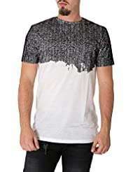 ANTONY MORATO - Hommes manches courtes t-shirt mmks00892/fa100064 american fit