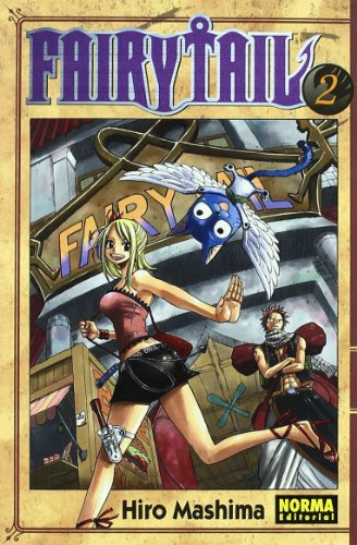 Descargar Libro FAIRY TAIL 02 (CÓMIC MANGA) de Hiro Mashima