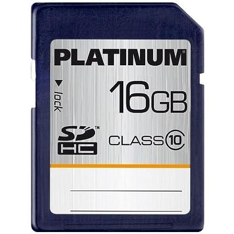 BestMedia Platinum - tarjeta de memoria flash - 16 GB - SDHC