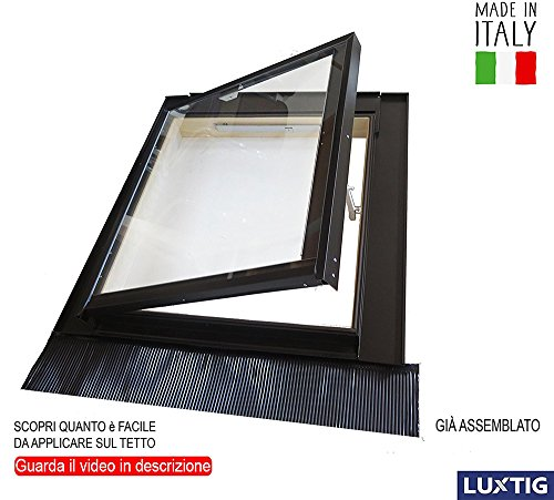 Lucernario tetto classifica prodotti migliori for Lucernario mansarda