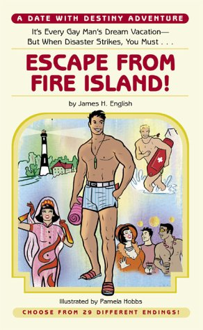 Escape from Fire Island! –  A Date with Destiny Adventure