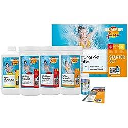 Summer Fun Wasserpflege-Grundausstattungsset Chlor- Maxipack