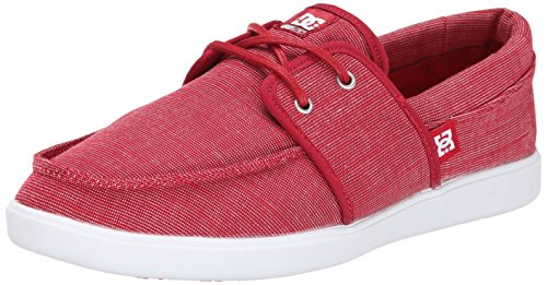 Sneaker uomo DC Hampton TX se sneakers Red and shades of red