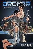 Infinite Arts Archer Season 1 (24inch x 36inch/60cm x 90cm) Silk Print Poster - Silk Printing - F2F4CF