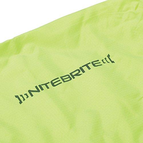 Optimum Nitebrite Men's Rain Jacket Grün