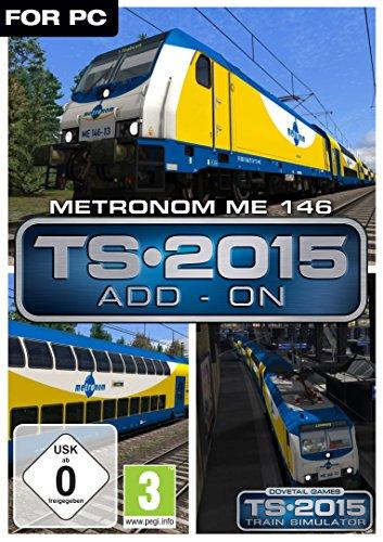 Train Simulator 2015 - Metronom ME 146 [PC Code - Steam]