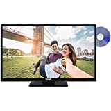 Telefunken XF32A201D 81 cm (32 Zoll) Fernseher (Full HD, Triple Tuner, DVB-T2 HD, Smart TV, DVD-Player)[Energieklasse A+]
