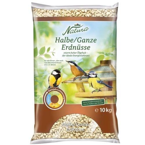 dehner-natura-wildvogelfutter-halbe-ganze-erdnusskerne-10-kg