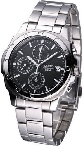 36% OFF on Seiko Men s Chronograph Stainless steel Watch on Amazon ... c59d55ae92d3
