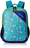Lavie Synthetic Green School Bag (BHEI550050B3)