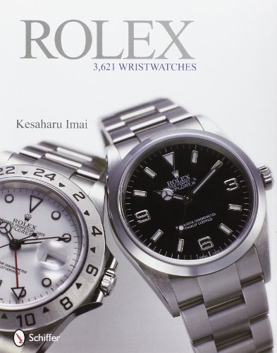 Rolex: 3,261 Wristwatches - Box Rolex