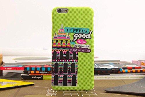 De Luxe Luminous Graffiti Muster PC Material Hard Case für iPhone 5/5S Luxe Hard Case