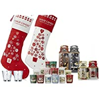 22 Piece Rare Official Yankee Candle Assorted Twin Pack Stocking Filler Set