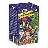 Goldmännchen Tanne Adventskalender, 24 Teesorten, Teebeutel, Weihnachtskalender, Kalender, Weihnachten