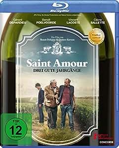 Saint Amour - Drei gute Jahrgänge [Blu-ray]