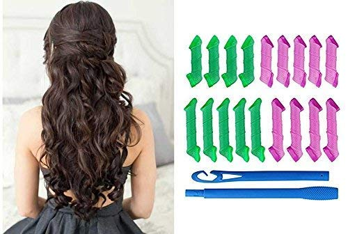 Fully Hair Curler Without Heat Spiral Hair Roller For Curling...