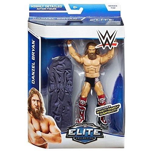 32 Elite Wwe (Figur Daniel Bryan WWE Elite 32 Mattel TV Authentic)