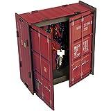 Werkhaus Container Schlüsselkasten rot