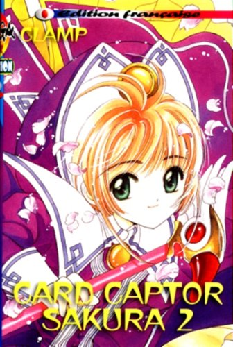 CARD CAPTOR SAKURA. Tome 2