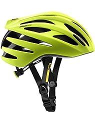 Mavic Aksium Elite Helmet, amarillo