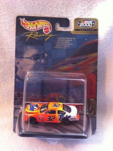 mattel-hot-wheels-racing-nascar-2000-edition-scott-pruett-32-tide-ford-taurus-team-precision-prepara