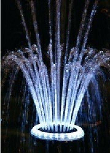 Jet d'eau VULCANO LED 1/2\
