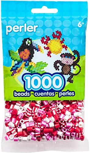 Perler à Rayures, Luv, 1000-pack