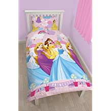 Galleria farah1970 - Disney PRICIPESSA Copripiumino Singolo SET LETTO FROZEN